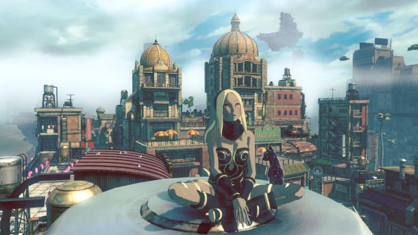 Gravity Rush 2 | oprainfall