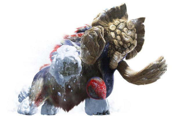 Monster Hunter Generations | Gammoth
