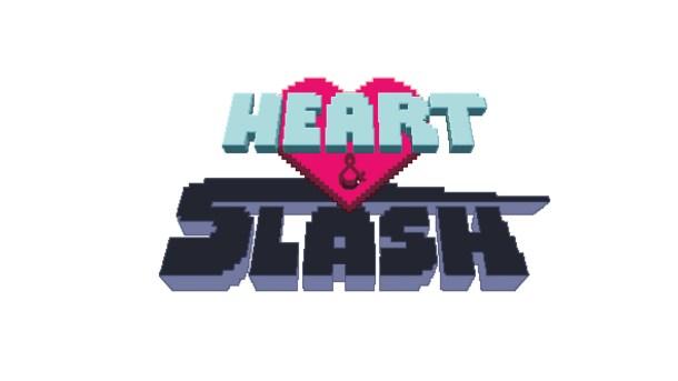 Heart&Slash Title Image