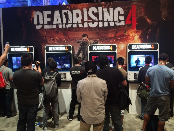 Dead Rising 4 | Capcom's Booth