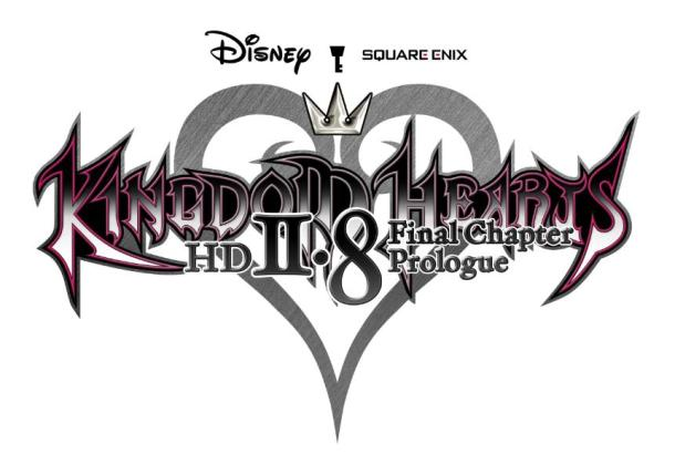 Kingdom Hearts HD II.8 | Title
