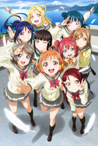 Love Live! Sunshine!! | Key Art