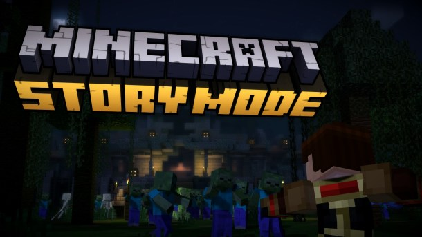 Minecraft: Story Mode | Episode 5 Title