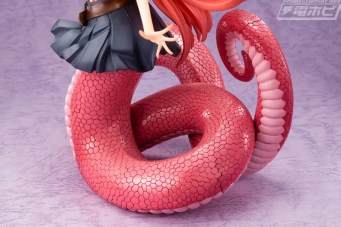Monster Musume Miia figure tail left