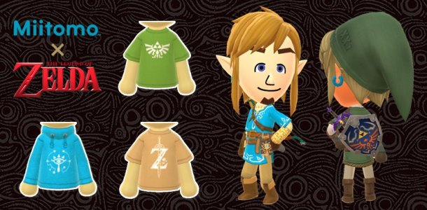 Miitomo | Zelda
