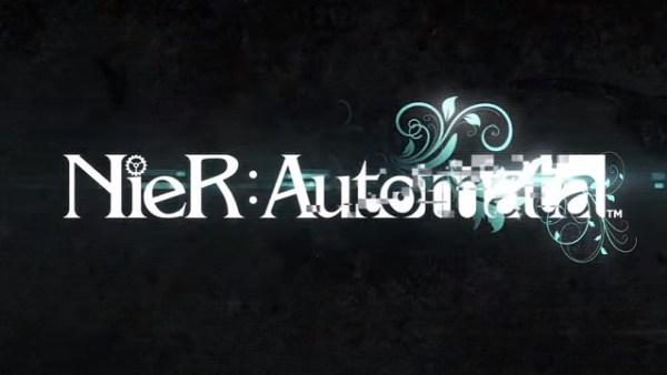 Nier Automata title