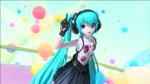 Hatsune Miku: Project DIVA Future Tone x P4D In-game 1