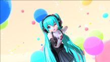 Hatsune Miku: Project DIVA Future Tone x P4D In-game 2