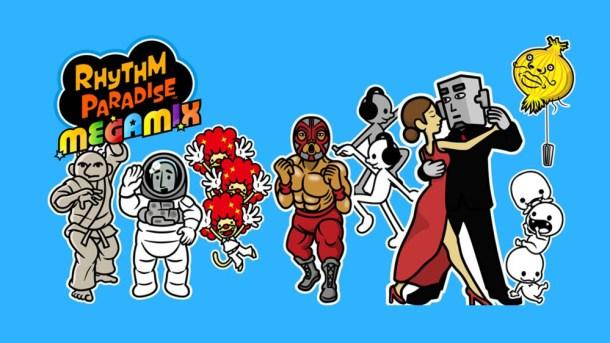 Rhythm Heaven Megamix 1