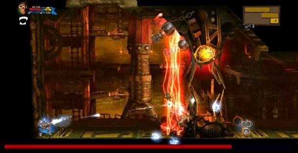 Rogue Stormers | Boss Battle