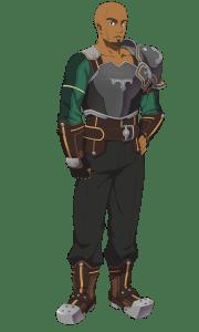 Sword Art Online: Hollow Realization | Agil 1