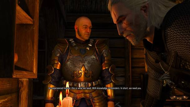 The Witcher 3 Blood and Wine | Beginning