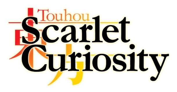 Touhou Scarlet Curiosity logo