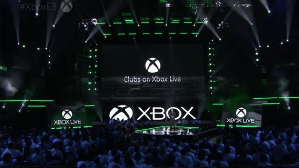 Xbox Live | Clubs