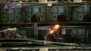 Bloodstained | Fire Cannon