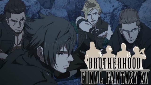 brotherhood final fantasy xv noctis