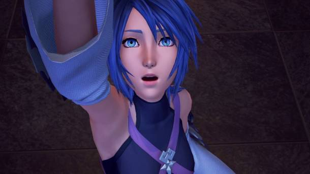 Kingdom Hearts 2.8 | Aqua