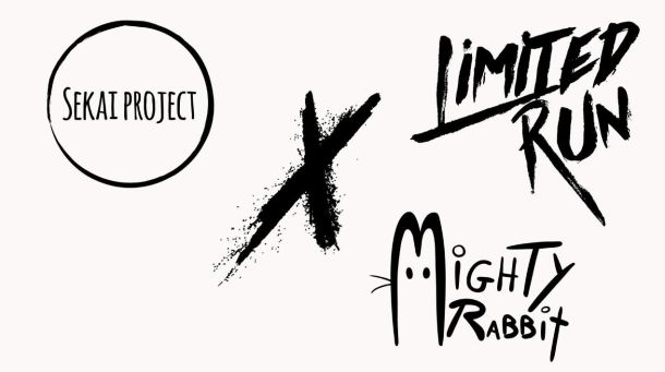 Sekai Project x Limited Run Games | oprainfall
