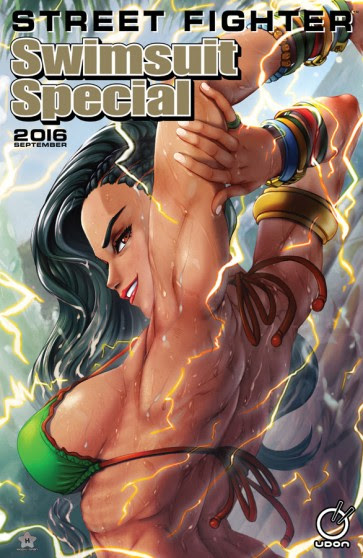 Street Fighter Swimsuit Special