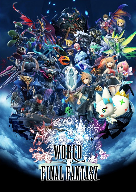 world of final fantasy | world of final fantasy