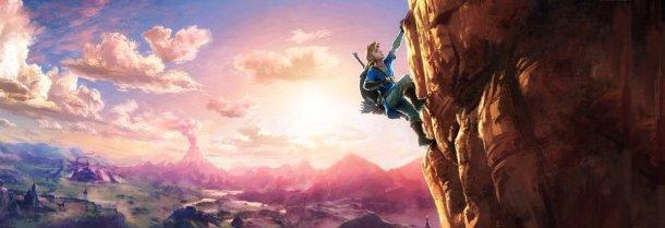 Zelda Wii U / NX | Cliffside