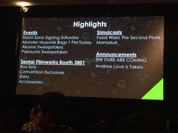 Sentai Filmworks AX Panel