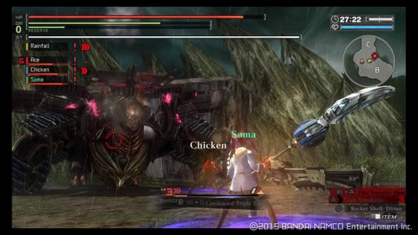 God Eater Resurrection | Multiplayer Hunt