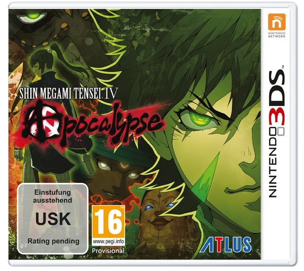 Shin Megami Tensei IV: Apocalypse & 7th Dragon III Code: VFD getting physical EU release