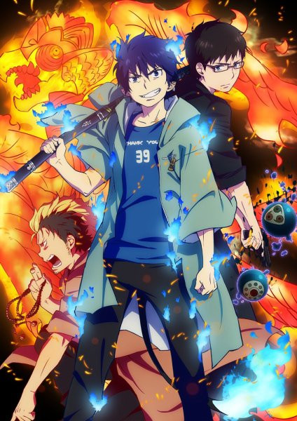 Blue Exorcist Season 2 | Visual