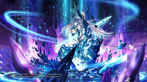 Fairy Fencer F: Advent Dark Force | Chains