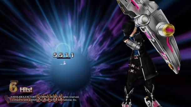 Fairy Fencer F: Advent Dark Force| Noie
