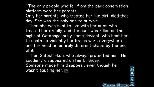 Higurashi When They Cry Ch 2 | Grim