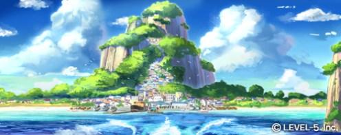 Inazuma Eleven Island Asset