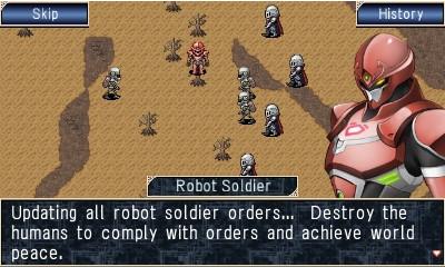 Infinite Dunamis | Robot War