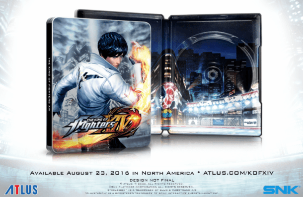 King of Fighters XIV Burn to FIght