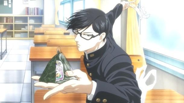 Spring Anime | Sakamoto