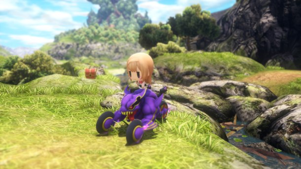 World of Final Fantasy Screenshot 12