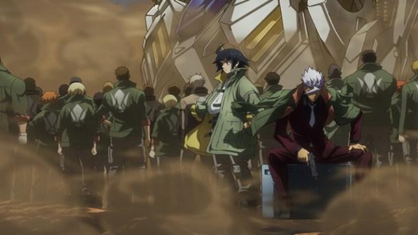 Gundam IBO