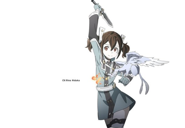 Sword Art Online: Ordinal Scale | Silica
