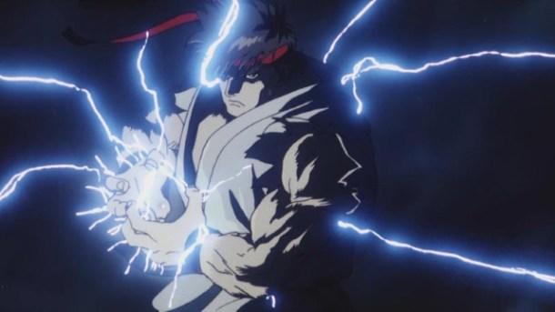 street fighter 2 anime