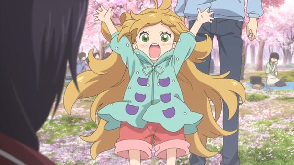 sweetness & lightning | Summer 2016 Anime