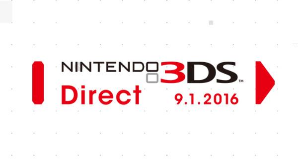 3DS Direct September