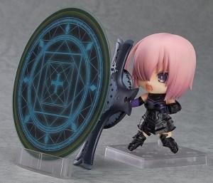 Fate/Grand Order | Mashu Kyrielite Nendoroid 3