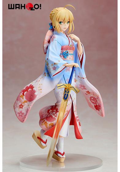 Fate/stay night | Saber Kimono Figure 1