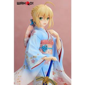 Fate/stay night | Saber Kimono Figure 4
