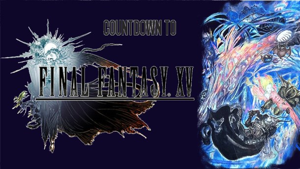 Final Fantasy XV Countdown Feature Image