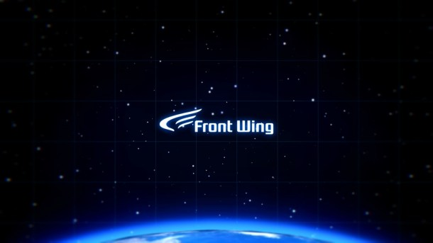 Corona Blossom | Frontwing Logo