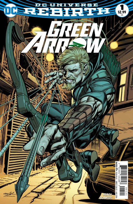 Superheroes | Green Arrow