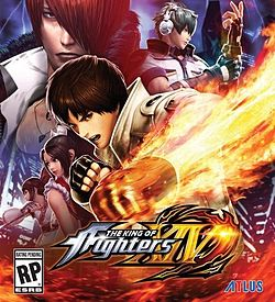 King of Fighters XIV | Cover Art