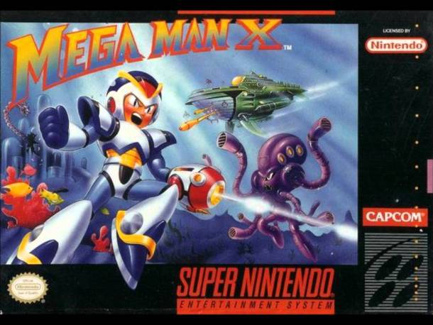 Mega Man X | Nintendo Download